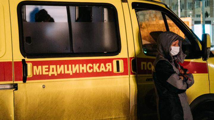 Федеральный Минздрав выяснил причину очередей в ковидные больницы Омска