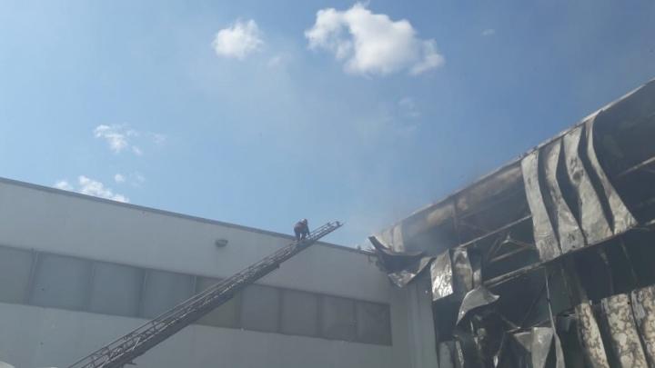 На заводе Isopan в Волжском рассказали о причинах крупного пожара