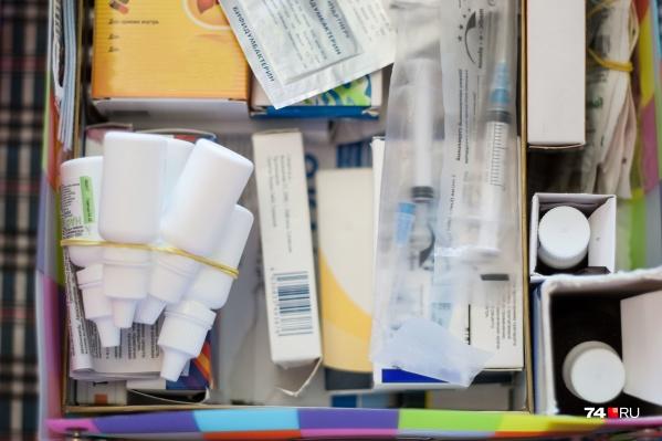 Зауралье получило из федерального бюджета на закупку лекарств от коронавируса для граждан около 31 миллиона рублей