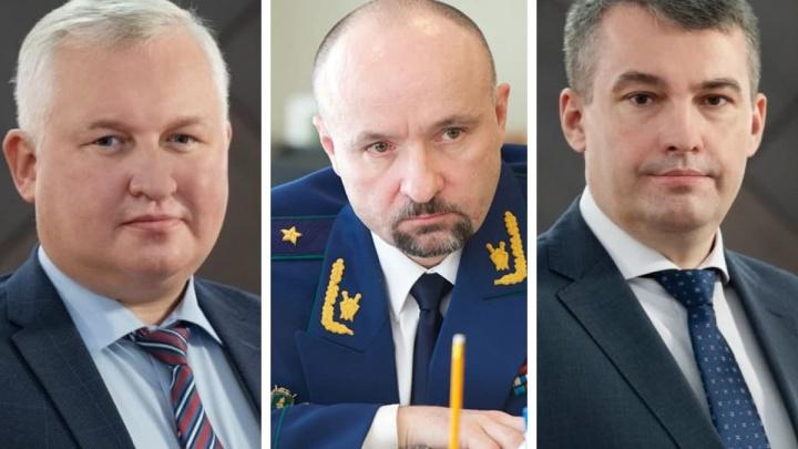 Три красноярских чиновника получили должности в правительстве Крыма