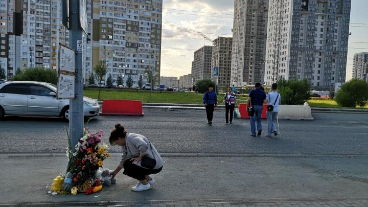Тюменцы несколько лет просили сделать светофор на месте, где автокран сбил 15-летнюю школьницу