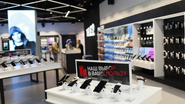 С начала года волгоградцы все чаще приобретали смартфоны российских брендов