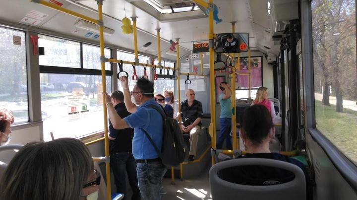 Градозащитник Денис Галицкий потребовал в суде усилить вентиляцию в общественном транспорте Перми
