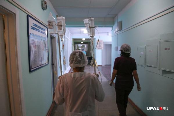 Медики попросили Хабирова обратить внимание на санитарные нормы