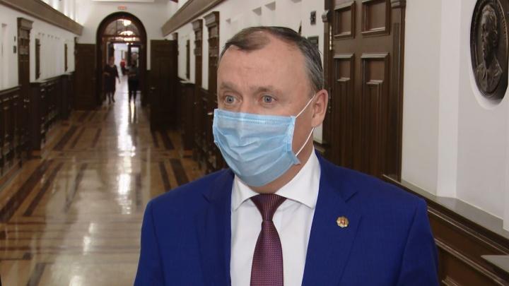 Алексей Орлов прокомментировал свое назначение на пост вице-мэра Екатеринбурга