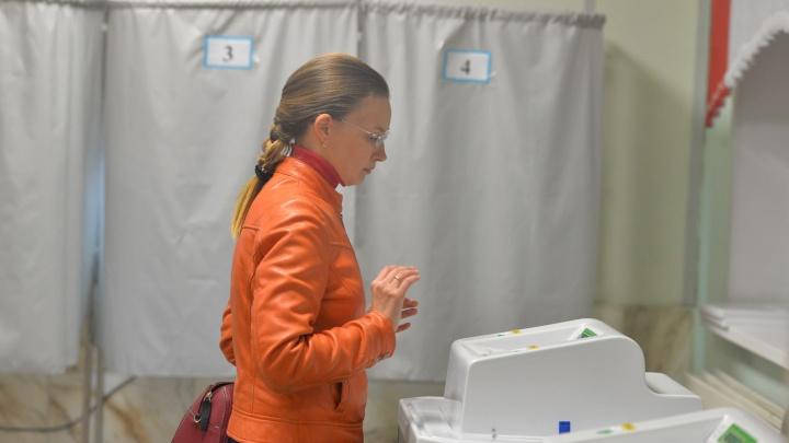 Голосуют от страха: власти Екатеринбурга объяснили рекордную явку на выборы в гордуму коронавирусом