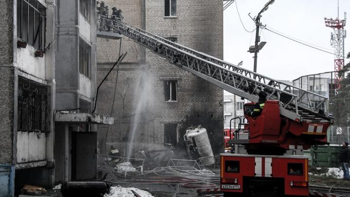 После взрыва в Челябинске прокуратура проверит, как соблюдают правила безопасности в «красных» зонах