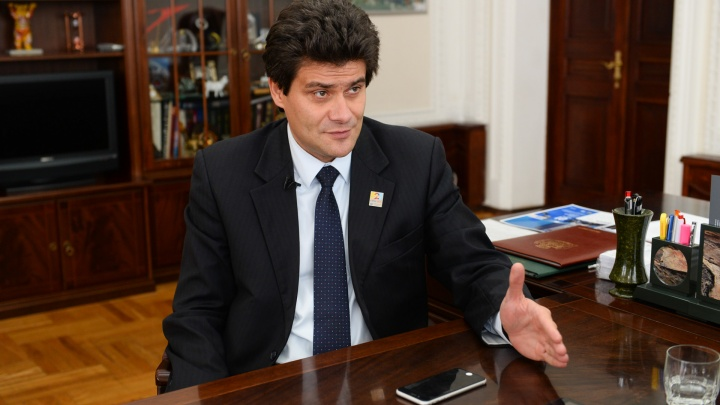 Мэр в прямом эфире: Александр Высокинский — о подготовке Екатеринбурга к карантину
