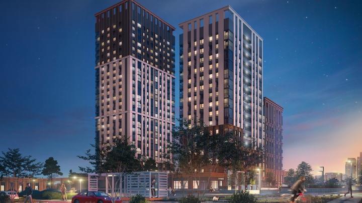 Пермяки смогут купить квартиру в ипотеку под 5,99% в ЖК Smart City