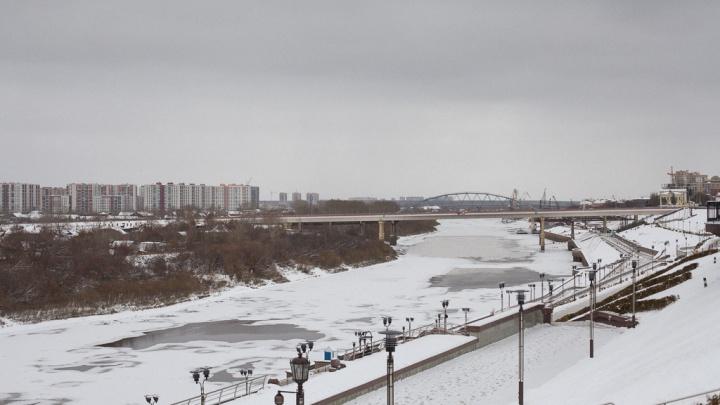 Тюменцы смогут обсудить концепции нового пешеходного моста через Туру