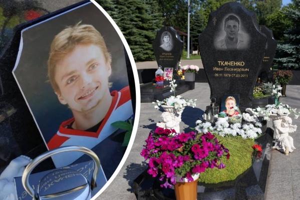 Памятник Ивану не раз подвергался нападениям