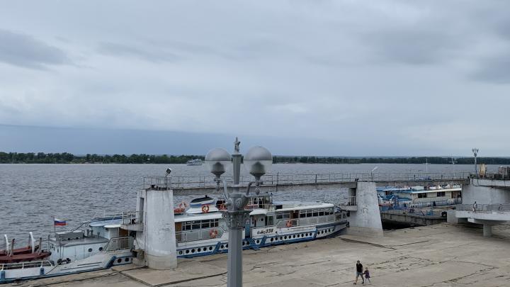 В Самаре речные перевозки в Ширяево начали работать по новому расписанию