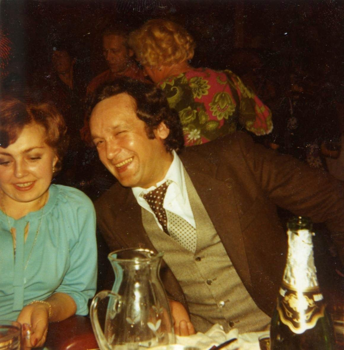 Феоктистов, конец 70-х, из архива автора