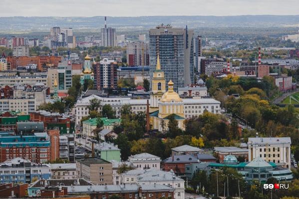 Ограничения в Перми и крае будут действовать до 18 октября
