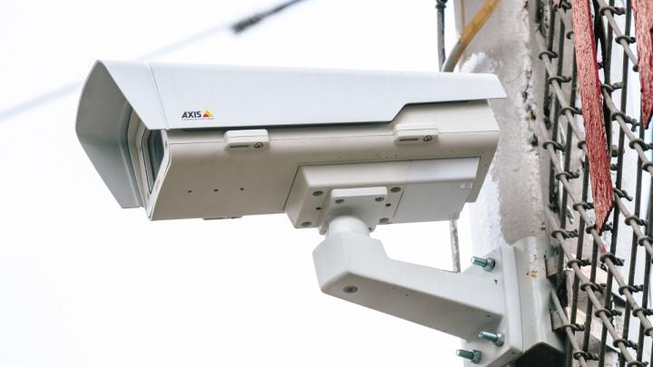 На дорогах Самары установят больше сотни камер видеофиксации