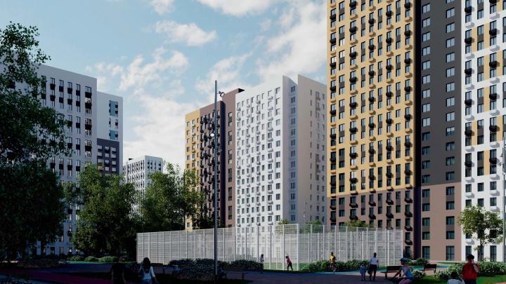 Территорию завода ЖБИ застроят многоэтажками. Как будет выглядеть новый микрорайон