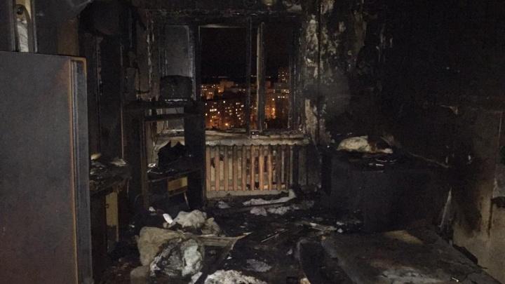 «Отравились угарным газом»: в следкоме Башкирии завели уголовное дело по факту пожара в уфимской квартире
