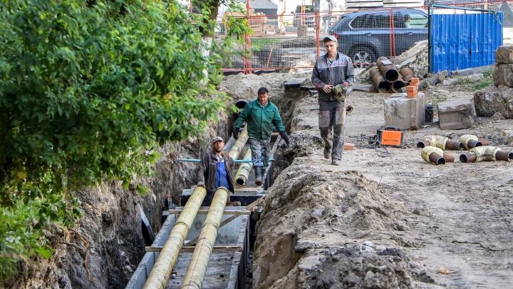 Три крупных пригородных поселка Нижнего Новгорода останутся 7 октября без холодной воды