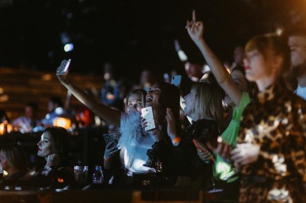 А вы уже решили, на какой концерт пойдете на этой неделе?