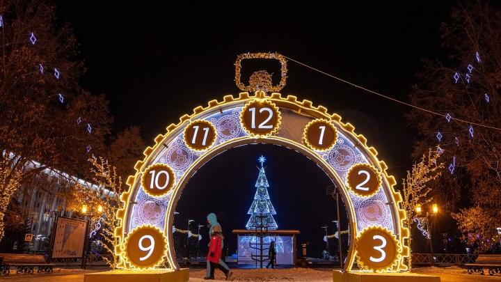 Праздник с «привкусом» COVID: как отметят Новый год в Самаре