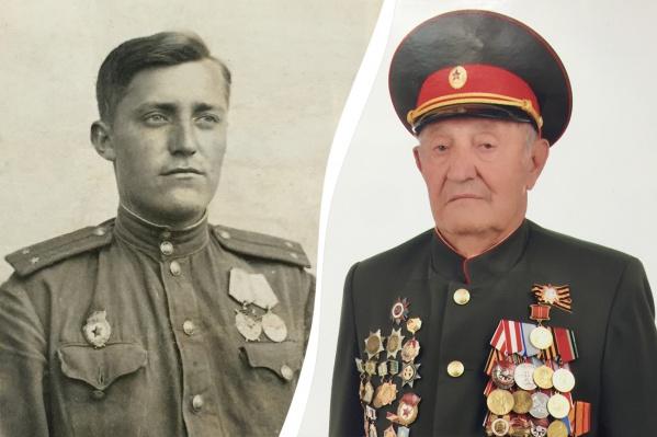 Евгений Рогов вернулся домой только в 1948 году