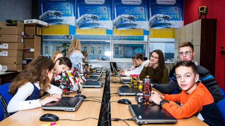 Без зубрежки и нудных уроков: в Перми открылись IT-курсы для школьников