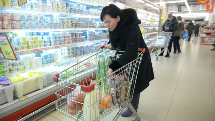 Дорогие продукты: изучаем, на что взлетели цены за год в Свердловской области
