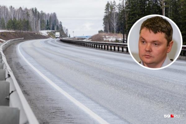На фото — место трагедии, сейчас Алексей Куликов считает, что часть вины за ДТП лежит на муже погибшей женщины