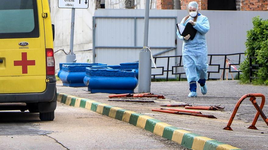 В России за сутки выявили более 20 тысяч зараженных коронавирусом. Такого не было с января