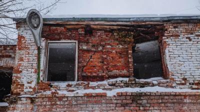 В центре продают столетнее здание за 1 рубль