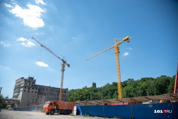 Обсуждение проекта нового ЖК на улице Береговой уже вышло за пределы Ростова