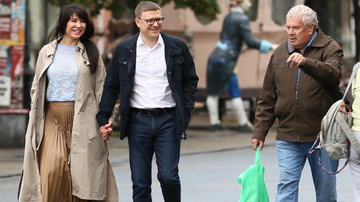Алексей Текслер показал жене обновлённую Кировку