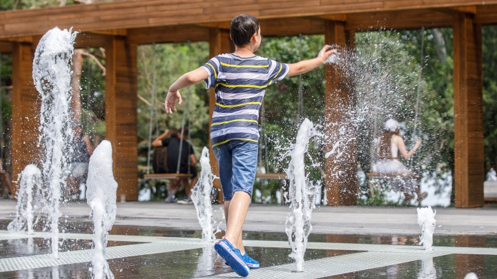В Волгоград и область вернулась 30-градусная жара