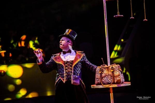 Экзотик-шоу «Аливрувер» — это настоящее цирковое конфетти творческих импровизаций