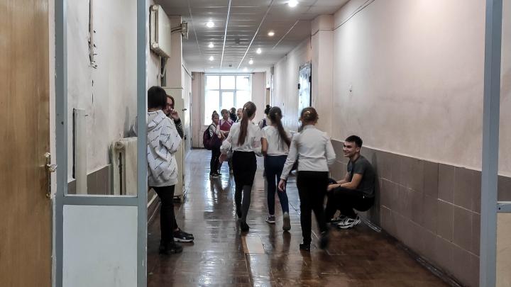 Глеб Никитин принял решение отправить учеников на дистанционное обучение