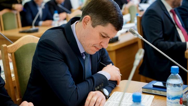 Алексей Полубояров ушёл с должности прокурора Омска