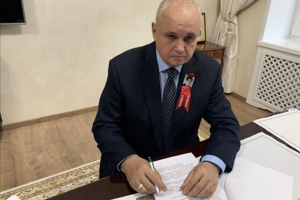 Сергей Цивилёв 11 ноября сообщил, что вся экономическая деятельность региона работает в полном объеме