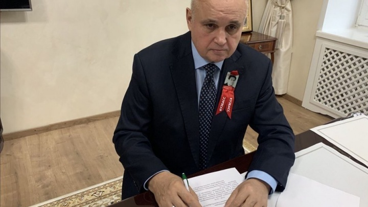 Цивилев рассказал, как обстоят дела с коронавирусом в Кузбассе. Спойлер: все хорошо