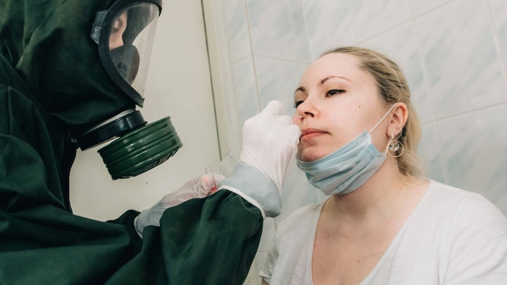 Умершие в ковидных больницах и суды за маски: что произошло в Ярославской области за сутки. Коротко