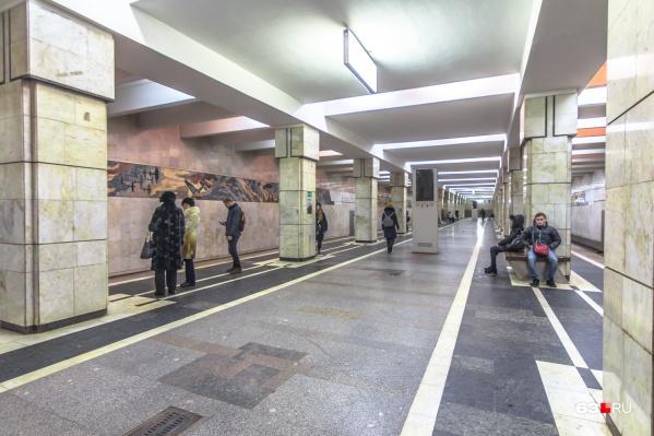 Победитель конкурса будет отвечать за чистоту шести станций подземки