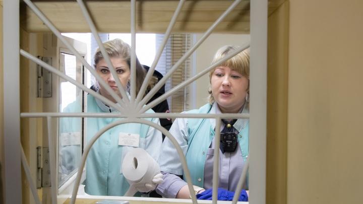 В СИЗО и колониях Архангельской области запретили свидания с родственниками