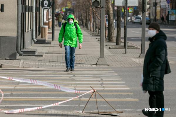 Многие красноярцы во время пандемии потеряли работу