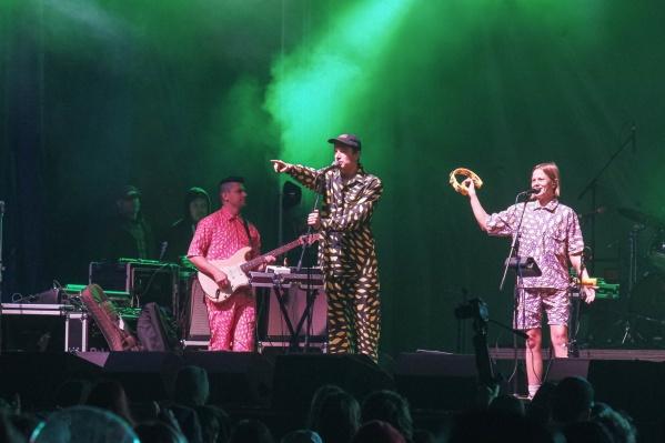 Музыканты приехали в рамках фестиваля «Другой», это первое выступление после марта, когда объявили пандемию