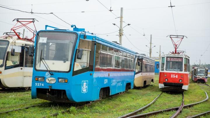 Новые рельсы и линии контактной сети: в Ярославле перекроят трамвайные и троллейбусные маршруты