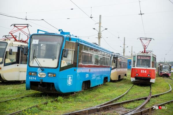 В Ярославле власти заявили о желании развивать электротранспорт
