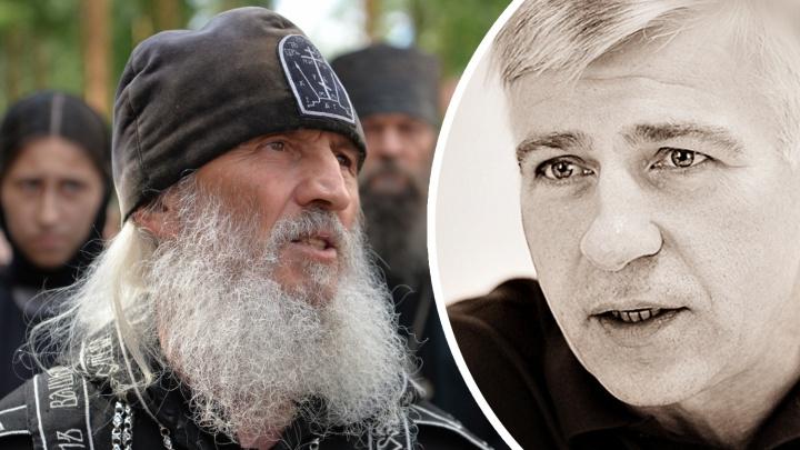«Страшный хороший человек»: колонка замглавреда «Фонтанки.ру» — о встрече с отцом Сергием