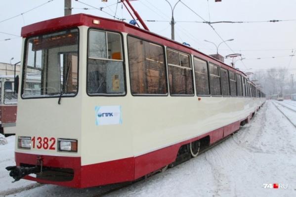 По словам транспортников, на обновление трамвайных путей в Челябинске в 2020 году нужно больше893 миллионов рублей