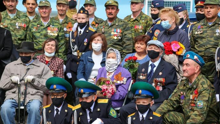 В Башкирии утвердили план празднования Дня Победы