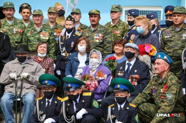 На открытки для ветеранов выделят 344 тысячи рублей