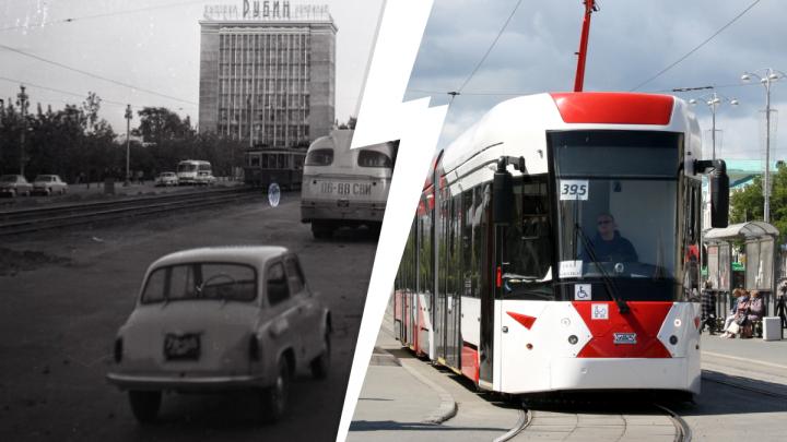 У «Мытного двора» могут построить однопутную трамвайную ветку для экономии места